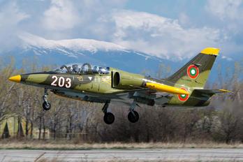 203 - Bulgaria - Air Force Aero L-39ZA Albatros