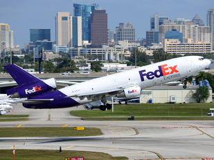 N363FE - FedEx Federal Express McDonnell Douglas MD-10-10F