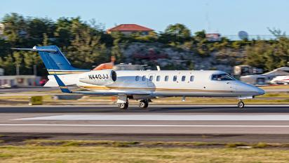 N440JJ - Private Learjet 45