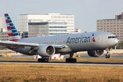 N718AN - American Airlines Boeing 777-300ER aircraft
