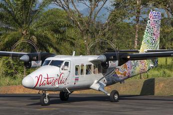 TI-BFV - Nature Air de Havilland Canada DHC-6 Twin Otter