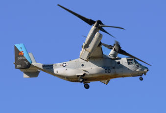 165842 - USA - Marine Corps Bell-Boeing MV-22B Osprey