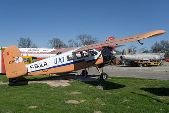 F-BJLR - Private Max Holste MH.1521 Broussard