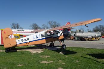 F-BJLR - Private Max Holste MH.1521 Broussard
