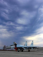 26 - Russia - Air Force Sukhoi Su-35