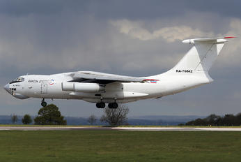 RA-76842 - Aviacon Zitotrans Ilyushin Il-76 (all models)