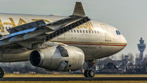 A6-EYO - Etihad Airways Airbus A330-200 aircraft