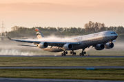 A6-EHK - Etihad Airways Airbus A340-600 aircraft
