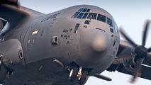 07-8608 - USA - Air Force Lockheed C-130J Hercules aircraft