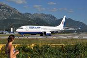 VQ-BCJ - Orenair Boeing 737-800 aircraft