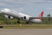 TC-LJA - Turkish Airlines Boeing 777-300ER aircraft
