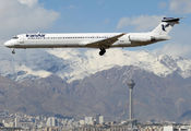 UR-CHW - Iran Air McDonnell Douglas MD-82 aircraft