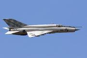 132 - Croatia - Air Force Mikoyan-Gurevich MiG-21bisD aircraft