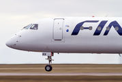 OH-LKK - Finnair Embraer ERJ-190 (190-100) aircraft