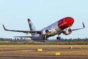 LN-DYA - Norwegian Air Shuttle Boeing 737-800 aircraft
