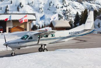 N208PC - Private Cessna 208 Caravan