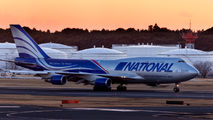 N919CA - National Airlines Boeing 747-400BCF, SF, BDSF aircraft