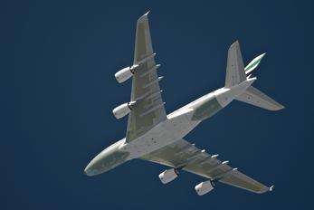 F-WWAK - Emirates Airlines Airbus A380