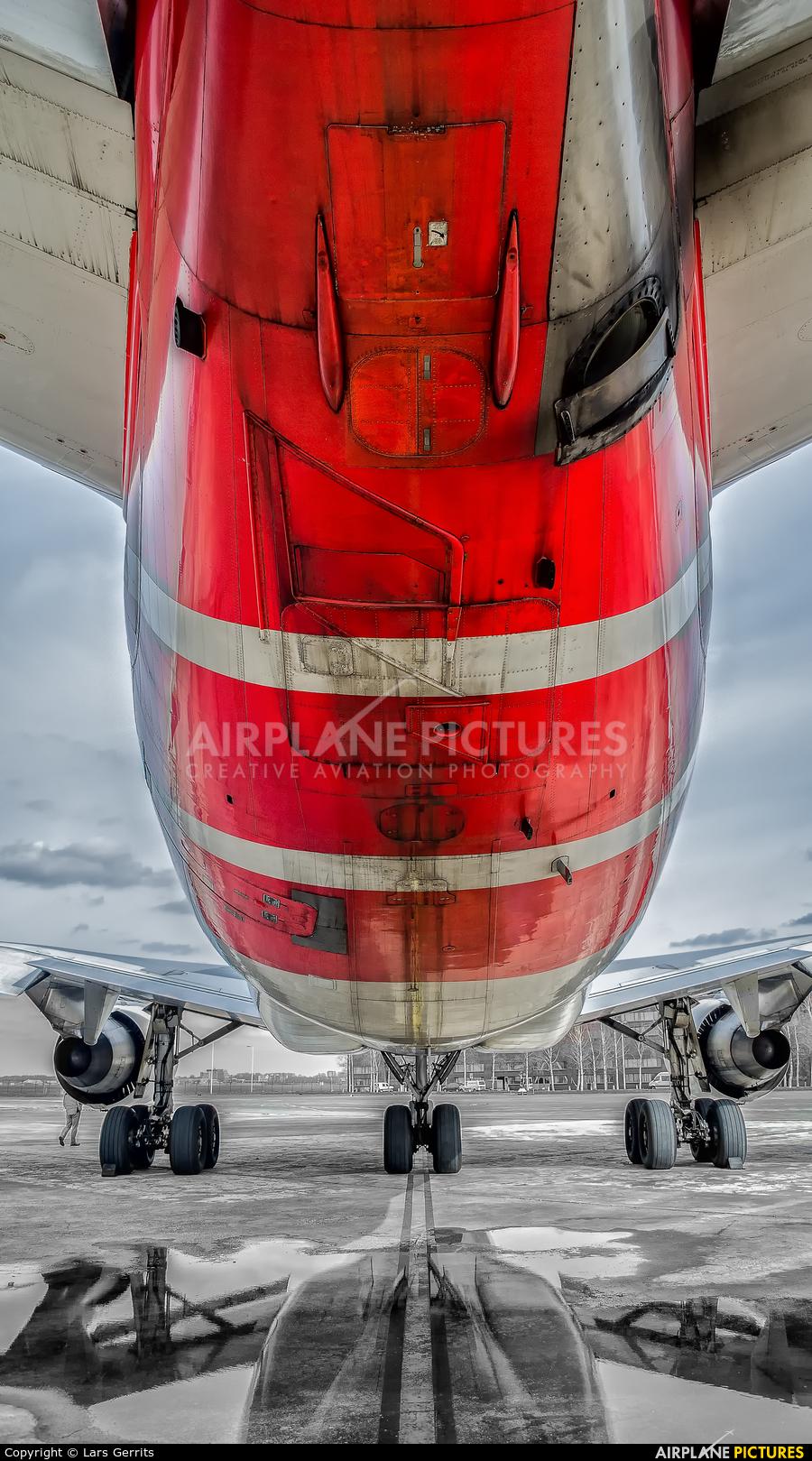 Martinair Cargo PH-MCS aircraft at Amsterdam - Schiphol