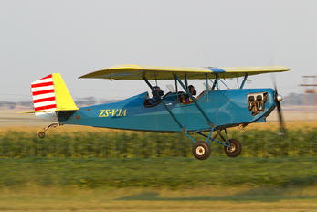 ZS-VJA - Private Pietenpol Air Camper