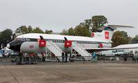 G-AVFB - BEA - British European Airways Hawker Siddeley HS.121 Trident 2 aircraft