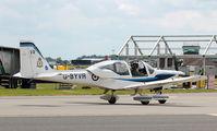 G-BYVR - VT Aerospace Grob G115 Tutor T.1 / Heron aircraft