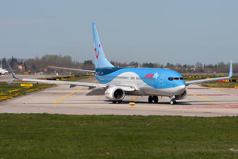 OO-JLO - Jetairfly (TUI Airlines Belgium) Boeing 737-800