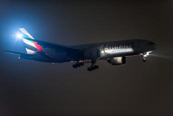 A6-EWH - Emirates Airlines Boeing 777-200LR