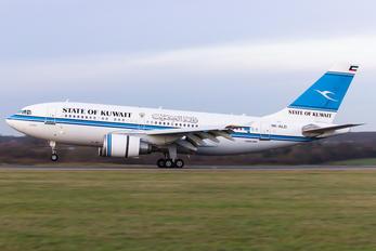 9K-ALD - Kuwait Airways Airbus A310