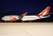 VT-ESP - Air India Boeing 747-400 aircraft