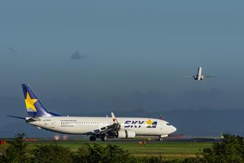 JA73NG - Skymark Airlines Boeing 737-800