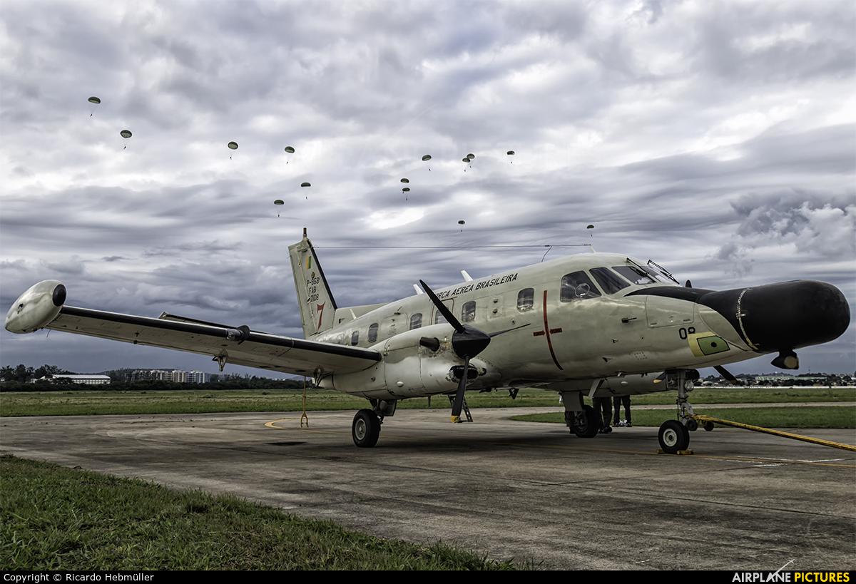 Brazil - Air Force 7108 aircraft at Campo Délio Jardim de Matos - Afonsos AFB