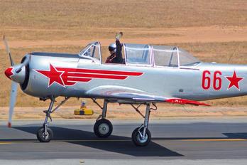 66 - Yakovlevs Yakovlev Yak-52