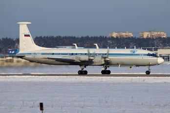 RA-75920 - Russia - Air Force Ilyushin Il-22