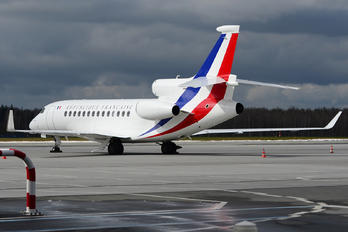 68 - France - Air Force Dassault Falcon 7X