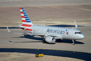 N4005X - American Airlines Airbus A319 aircraft