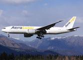 D-AALA - AeroLogic Boeing 777F aircraft