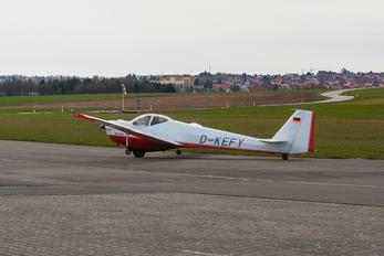 D-KEFY - Private Scheibe-Flugzeugbau SF-25 Falke