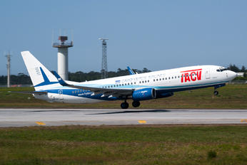 D4-CBX - TACV-Cabo Verde Airlines Boeing 737-800