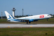 D4-CBX - TACV-Cabo Verde Airlines Boeing 737-800 aircraft