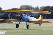 G-CCXB - Private Boeing Stearman, Kaydet (all models) aircraft