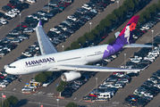 N389HA - Hawaiian Airlines Airbus A330-200 aircraft