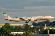 A6-EHF - Etihad Airways Airbus A340-600 aircraft