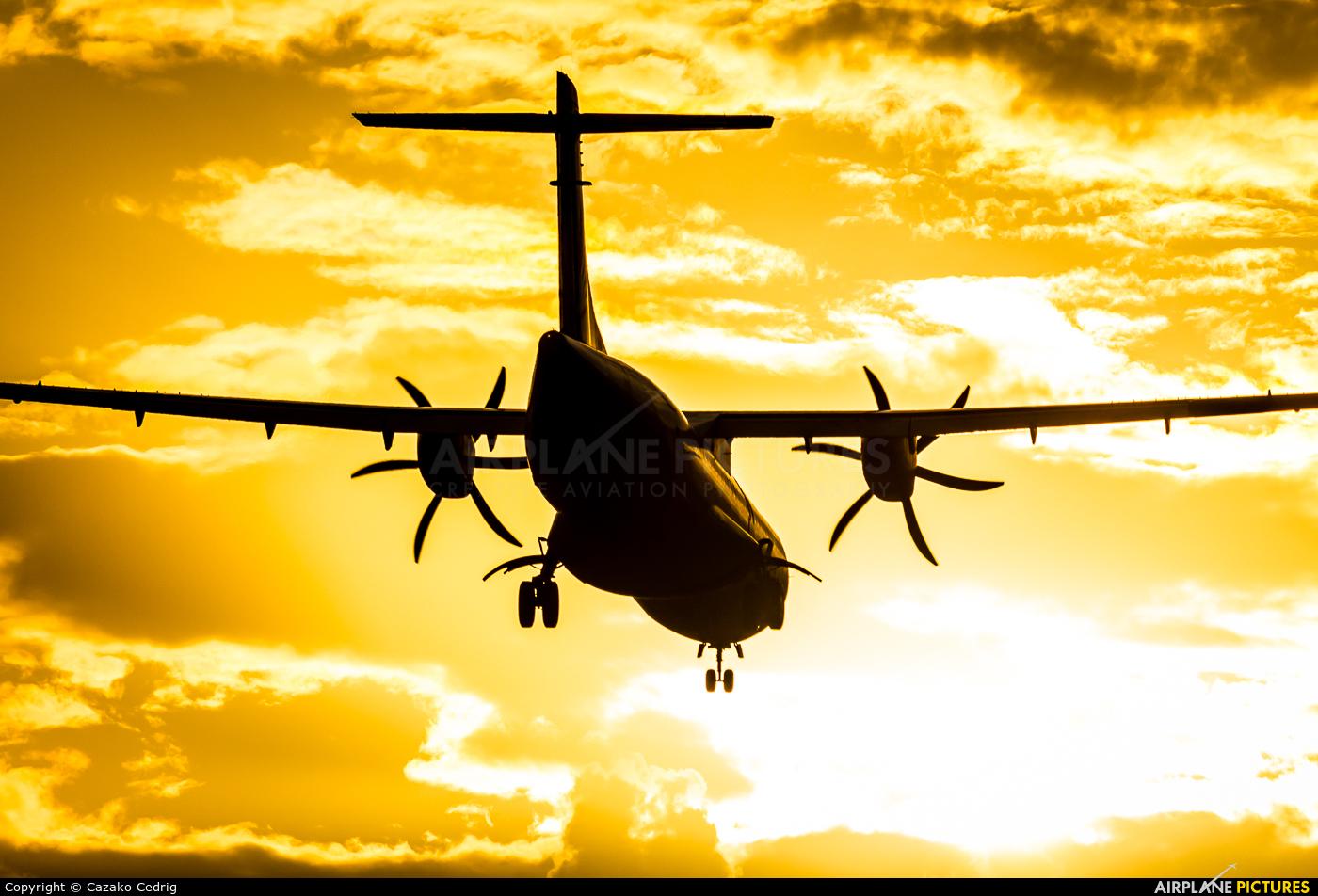 Air Caraibes F-OIXL aircraft at Guadeloupe - Pointe-à-Pitre