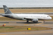 D-ACBN - DC Aviation Airbus A319 CJ aircraft