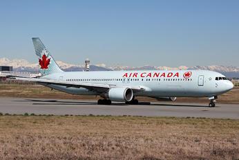 C-GEOU - Air Canada Boeing 767-300ER