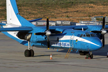 LZ-FLA - Bright Flight Antonov An-26 (all models)