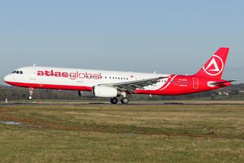 TC-ETN - Atlasjet Airbus A321