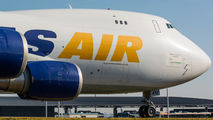 N412MC - Atlas Air Boeing 747-400F, ERF aircraft