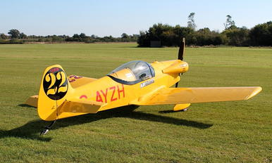 G-AYZH - Private Taylor Titch